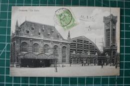Oostende Ostende Station - Gare 20 - Oostende