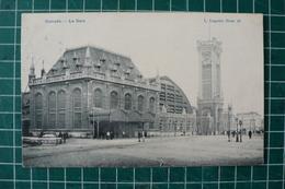 Oostende Ostende Station - Gare 24 - Oostende