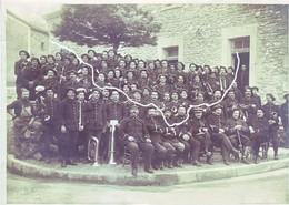 Armée Française Chasseurs Alpins  11° BCA CHASSEURS ALPINS MONTAGNE Officiers - Krieg, Militär