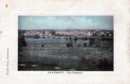 (Hte Saone)  CPA  Faverney  Vue Generale  (Bon Etat) - Frankrijk