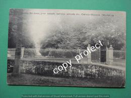 BE110 Cerexhe - Heuseux Institut St Anne  Gate - Soumagne