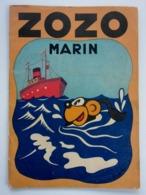Zozo Marin - Livres, BD, Revues