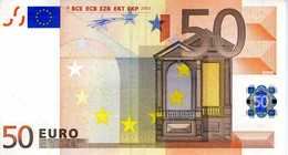 ITALIE - 50.00 € 2002 - Duisenberg - S0350872021 - J004C4 -circulé Voir Scan - 50 Euro