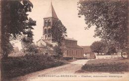 71-SAINT LAURENT EN BRIONNAIS-N°T2563-B/0099 - Autres Communes