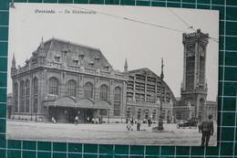 Oostende Ostende Station - Gare 33 - Oostende