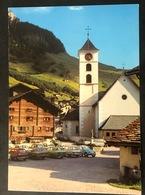 Bad Vals Dorfpartie/Oldtimer Autos - GR Grisons