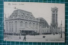Oostende Ostende Station - Gare 35 - Oostende