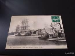 CPA (59)  Dunkerque. Une Darse Du Bassin Freycinet..(H.439). - Dunkerque