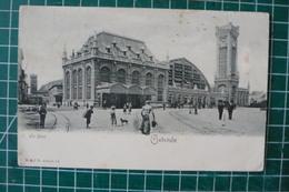 Oostende Ostende Station - Gare 37 - Oostende