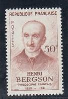 France - 1959 - N° YT 1225** - Henri Bergson - Francia