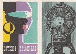 Loterie Coloniale 1959 - Kalenders