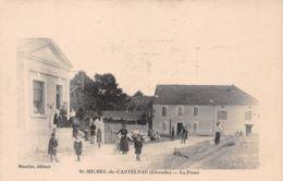 33-SAINT MICHEL DE CASTELNAU-N°T2563-G/0059 - France