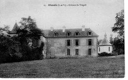 Iffendic (35) - Château Du Tréguil. - Francia