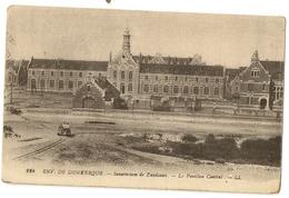 59-95 - Env. Dunkerque - Sanatorium De Zuydcoote - Le Pavillon Central - Dunkerque