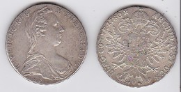 1 Pièce - MARIE-THERESE D'AUTRICHE 1780 - 1 Thaler - Inde