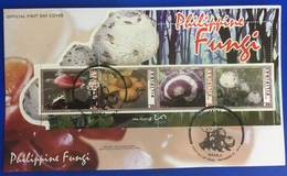 FDC Philippines 2019 - Fungi, Mushrooms - Pilze