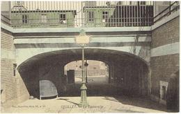COUILLET - Charleroi - La Passerelle - Train - Charleroi