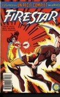 RECIT COMPLET MARVEL RCM N°  16 BE LUG 11/1987 Firestar (BI3) - Lug & Semic
