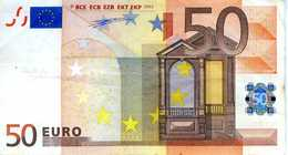 ESPAGNE - 50.00 € 2002 - Duisenberg - V13800162226 - M011A5 -circulé Voir Scan - 50 Euro