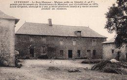 Iffendic (35) - Le Bois Marquer. - Autres Communes
