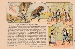 Les Contes De Perrault---Les Souhaits Ridicules. - Contes, Fables & Légendes