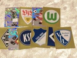 Bundesliga Fubball 08/09,,10 Figurine Diverse Panini - Italian Edition