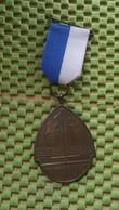 Medaille :Netherlands  - Margratentocht - Sint Geertruid - Zuid Limburg  / Vintage Medal - Walking Association - Nederland