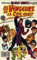 RECIT COMPLET MARVEL RCM T 14 BE LUG 05/1987 Les Vengeurs De La Côte Ouest (BI3) - Lug & Semic