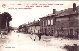Les ALLEUX- Entrée Principale Route De VONCQ. - Andere Gemeenten