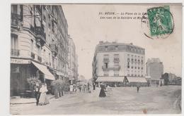 Bécon La Place De La Gare - Otros Municipios