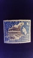 Kenya Uganda Tanganyika KUT 1954 Lodge Royal Yvert 100 ** MNH - Kenia (1963-...)