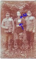 Armée Française  22 ° BCA  PRISONNIER 1916 CASSEL - Krieg, Militär