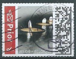 België OBP Nr: 4830 Gestempeld / Oblitéré - Rouwzegel - Zelfklevend - Bélgica