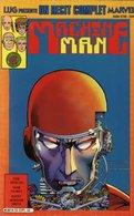 RECIT COMPLET MARVEL RCM T 12 BE LUG 11/1986 Machine Man (BI3) - Lug & Semic