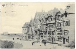 De Haan - Groupe De Villas 1911 - De Haan