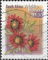 SOUTH AFRICA 2000 Flora And Fauna - 1r30 - Botterblom FU - África Del Sur (1961-...)