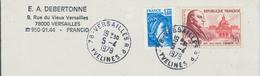 Jean-Martin Charcot War Ein Französischer Pathologe Und Neurologe. - Versailles Yvelines 1979 - Briefstück - Medizin