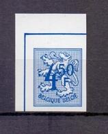 1745 Heraldieke Leeuw 4F50 ONGETAND POSTFRIS**  1974 - Belgien