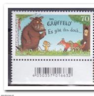 Duitsland 2019, Postfris MNH, Der Grüffelo - [7] République Fédérale