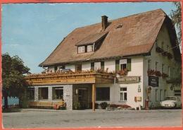"""AUSTRIA - ÖSTERREICH - AUTRICHE - 1977 - Missed Stamp - Salzbourg - Fuschl Am See - Strandhotel """"Seerose"""" - Viaggiata Da - Altri"""