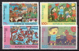 Indonesia MNH Set - Childhood & Youth