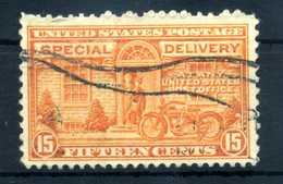 1925 STATI UNITI Espresso Expres Unificato E13 Usato - United States