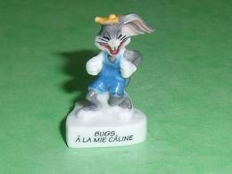 "Fèves / Fims / BD / Dessins Animés : Bugs Bunny  "" La Mie Caline ""    T119 - Cartoons"