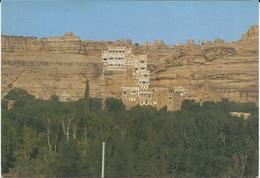 Jemen Yemen - The Rock Palace ( Dar Al-Hajar ) - Jemen