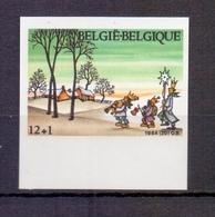 2155 Kerstmis ONGETAND   POSTFRIS** 1984 - Belgique
