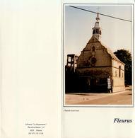 Fleurus Chapelle Saint-Roch- Librairie La Bouquinerie, Rue De La Station 53 - Lieux