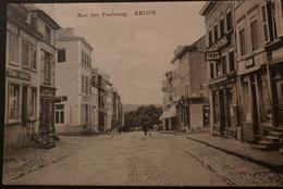 Arlon - Rue Des Faubourg - Aarlen