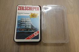 Speelkaarten - Kwartet, Zeilschepen , Quartett 7594/9, ASS, *** - - Kartenspiele (traditionell)