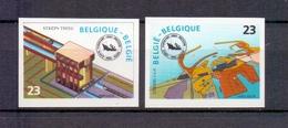 2177/2178 Scheepvaartcongres ONGETAND POSTFRIS** 1985 - Belgique