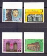 2298/2301 Cultureel Patrimonium ONGETAND POSTFRIS**  1988 - Belgium
